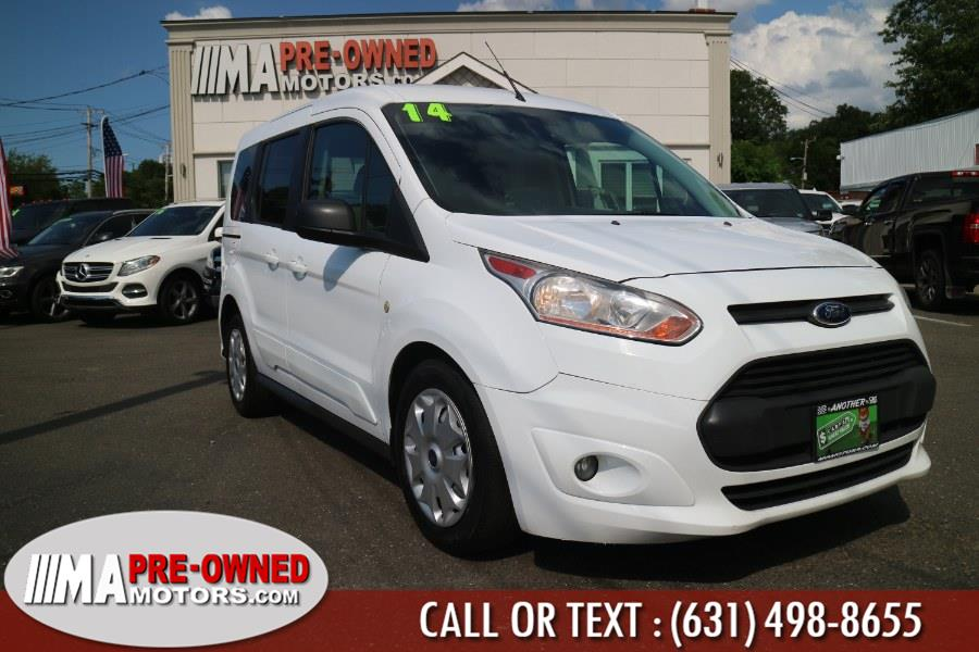 Used 2014 Ford Transit Connect Wagon in Huntington, New York | M & A Motors. Huntington, New York