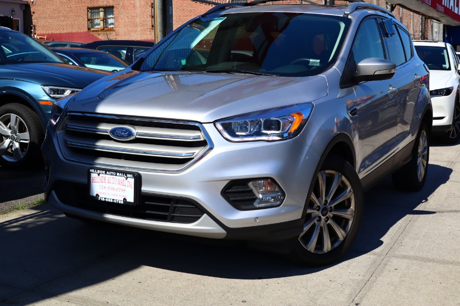 Used Ford Escape Titanium 4WD 2018   Hillside Auto Mall Inc.. Jamaica, New York