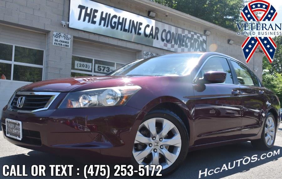 Used 2009 Honda Accord Sdn in Waterbury, Connecticut | Highline Car Connection. Waterbury, Connecticut