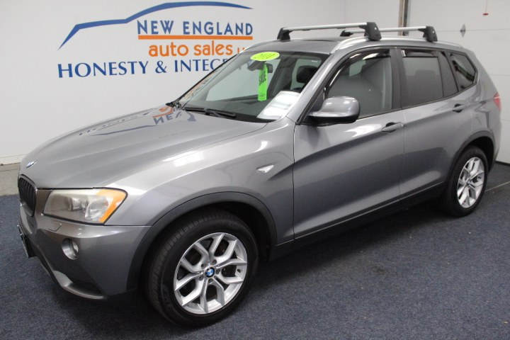 Used 2011 BMW X3 in Plainville, Connecticut | New England Auto Sales LLC. Plainville, Connecticut