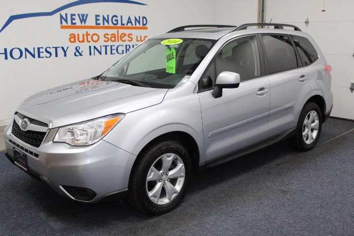 Used 2014 Subaru Forester in Plainville, Connecticut | New England Auto Sales LLC. Plainville, Connecticut