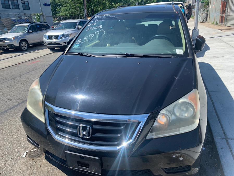 Used 2008 Honda Odyssey in Brooklyn, New York | Atlantic Used Car Sales. Brooklyn, New York