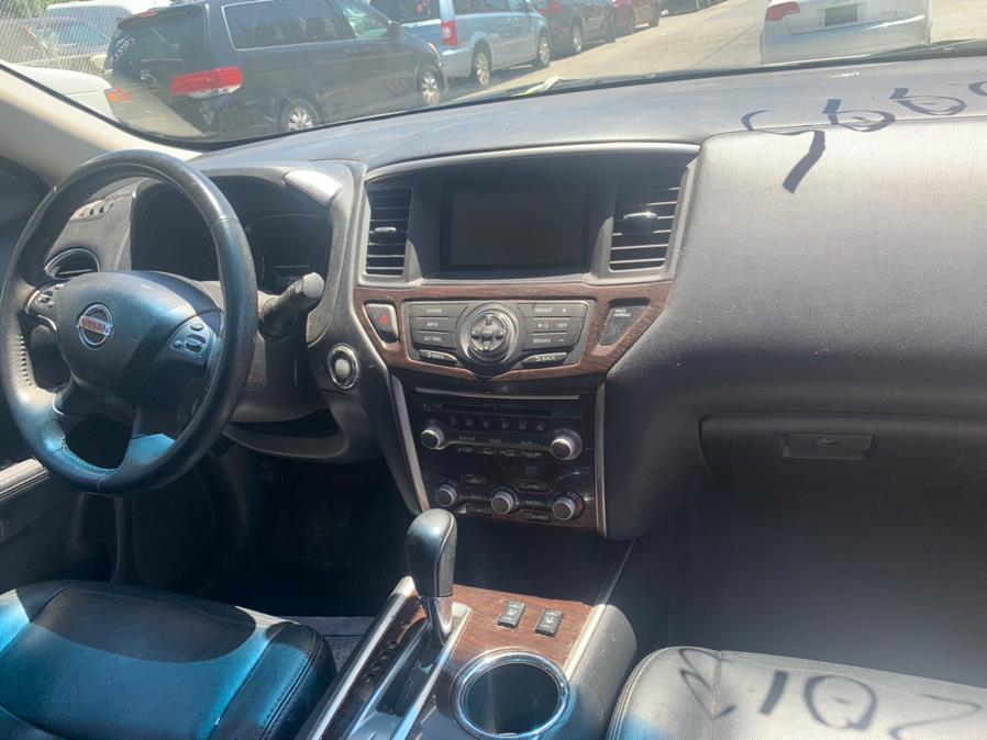 Used Nissan Pathfinder 4WD 4dr SL 2013 | Atlantic Used Car Sales. Brooklyn, New York