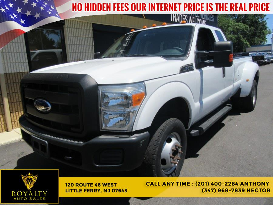 """Used Ford Super Duty F-350 DRW 4WD SuperCab 158"""" XLT 2011   Royalty Auto Sales. Little Ferry, New Jersey"""