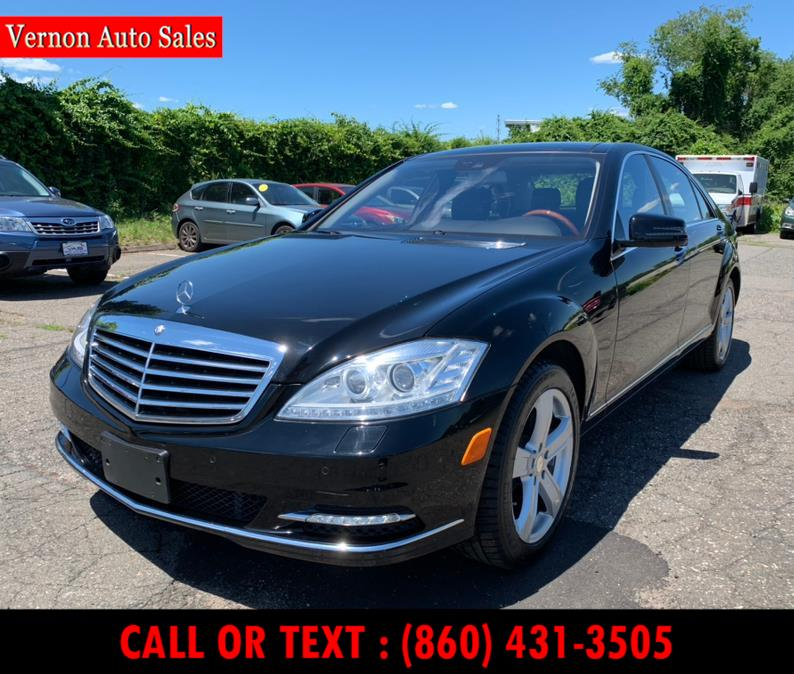 Used 2010 Mercedes-Benz S-Class in Manchester, Connecticut | Vernon Auto Sale & Service. Manchester, Connecticut