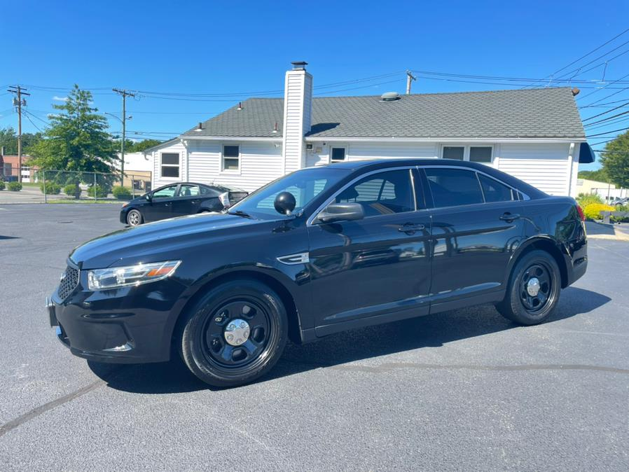 Used 2015 Ford Sedan Police Interceptor in Milford, Connecticut   Chip's Auto Sales Inc. Milford, Connecticut