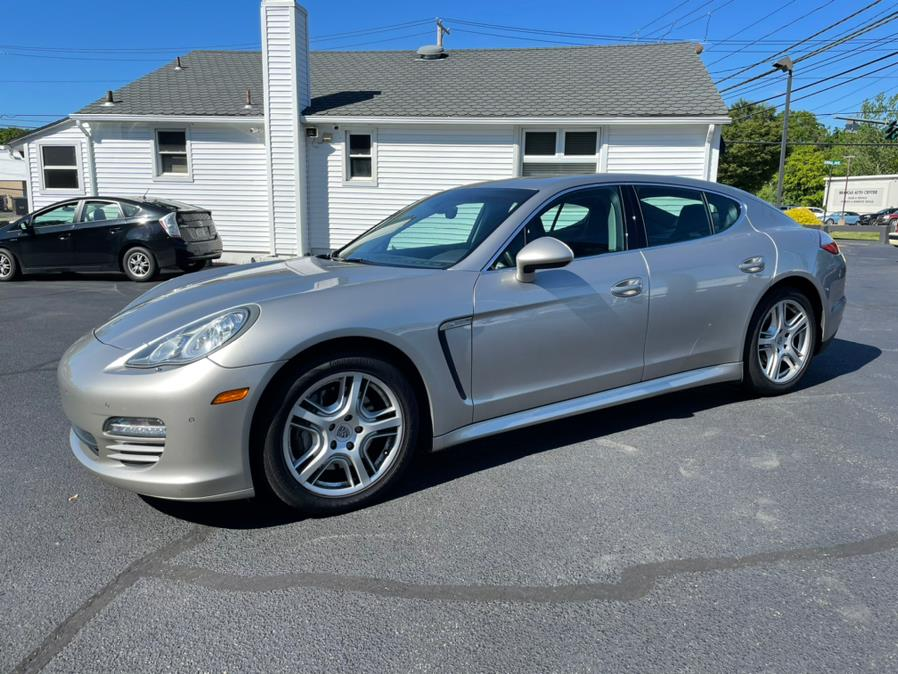 Used 2011 Porsche Panamera in Milford, Connecticut   Chip's Auto Sales Inc. Milford, Connecticut