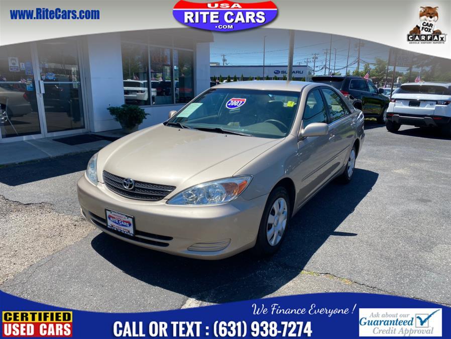 Used 2003 Toyota Camry in Lindenhurst, New York | Rite Cars, Inc. Lindenhurst, New York