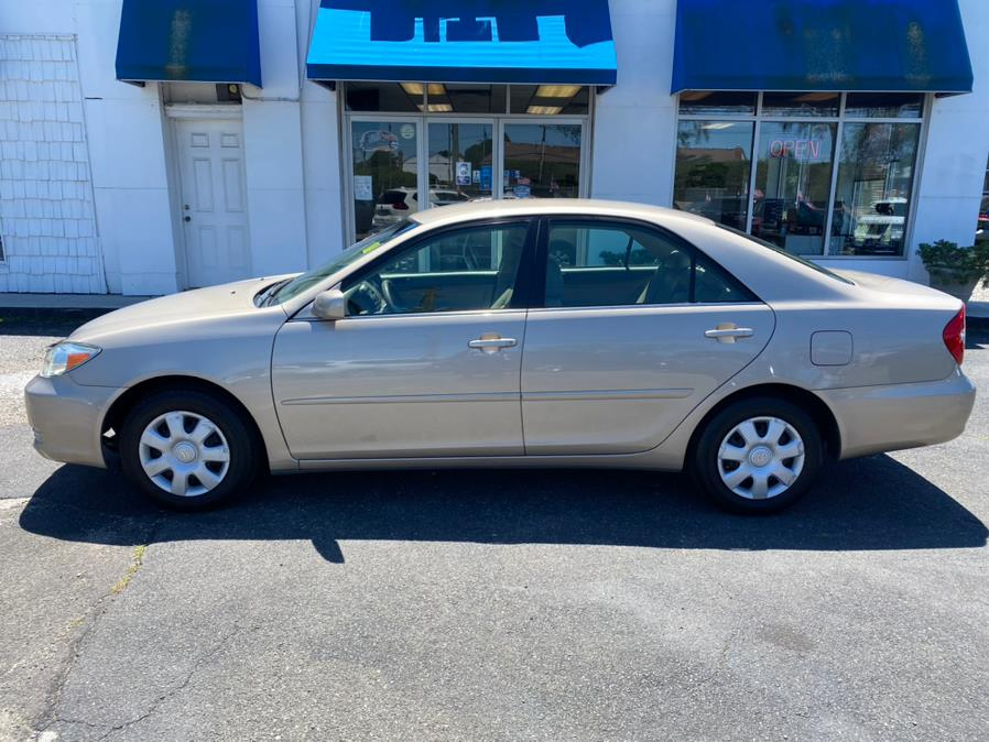 Used Toyota Camry 4dr Sdn LE Auto 2003 | Rite Cars, Inc. Lindenhurst, New York