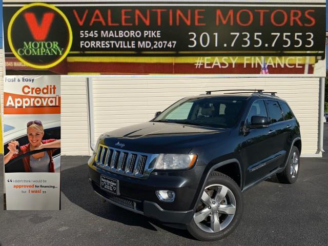 Used Jeep Grand Cherokee Overland 2012 | Valentine Motor Company. Forestville, Maryland