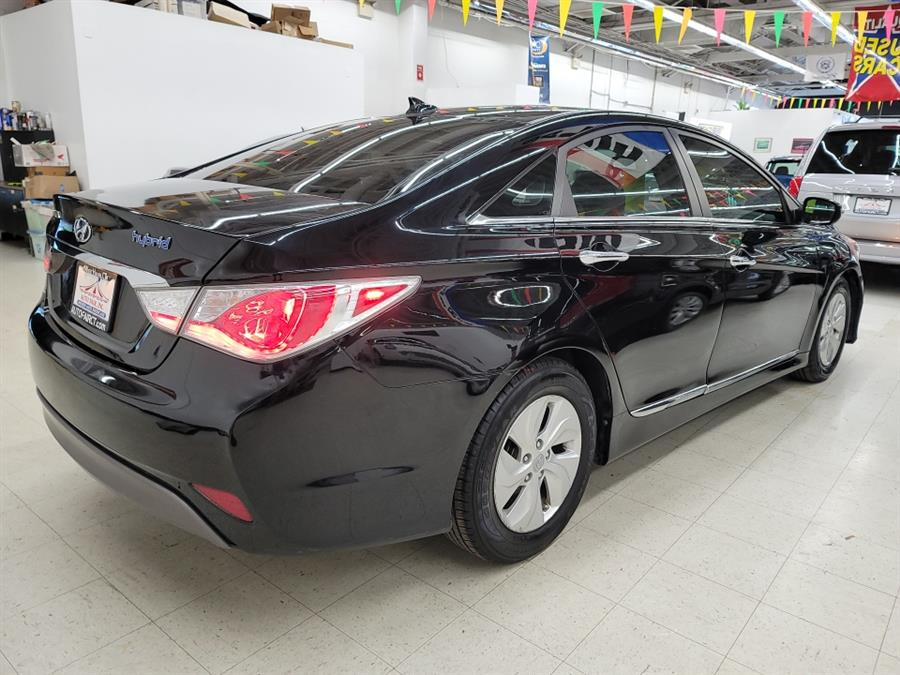 2015 Hyundai Sonata Hybrid 4dr Sdn, available for sale in West Haven, CT