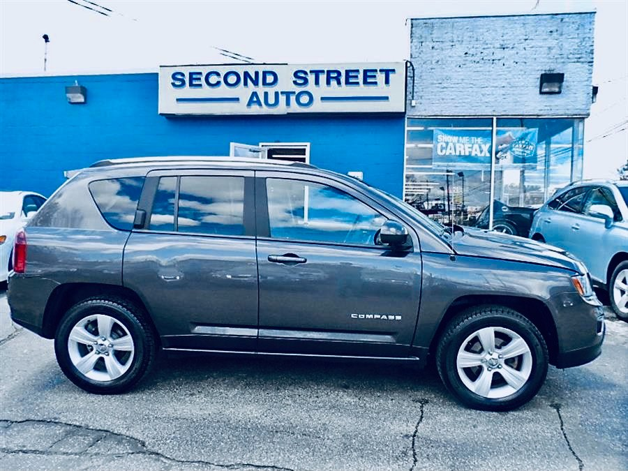 Used 2015 Jeep Compass in Manchester, New Hampshire | Second Street Auto Sales Inc. Manchester, New Hampshire