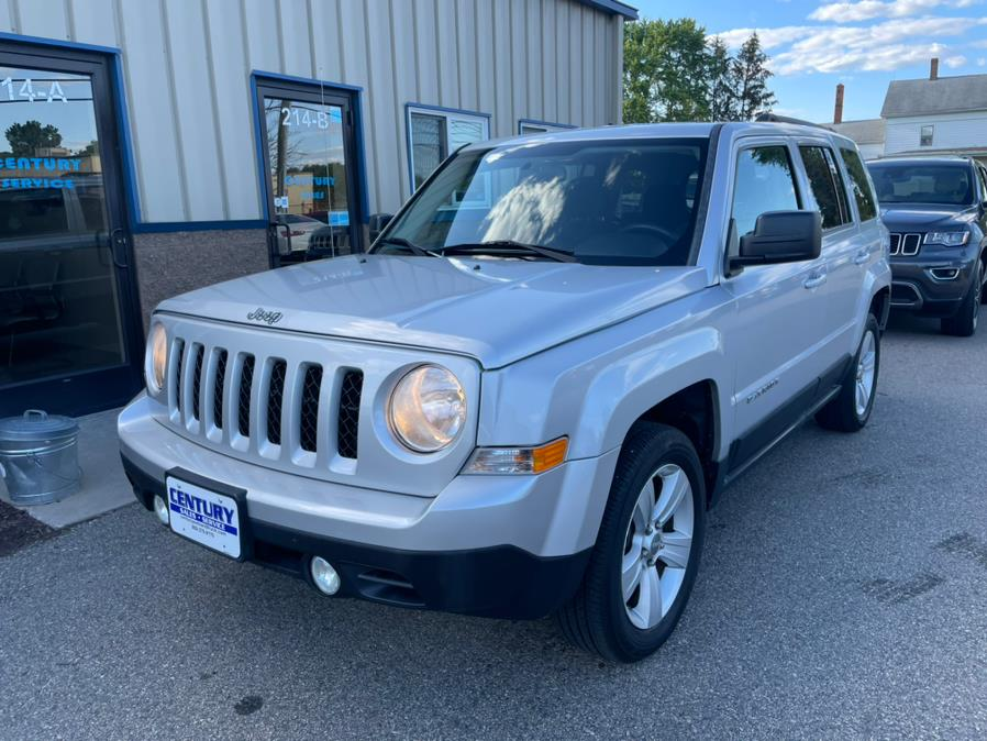 Used 2011 Jeep Patriot in East Windsor, Connecticut | Century Auto And Truck. East Windsor, Connecticut