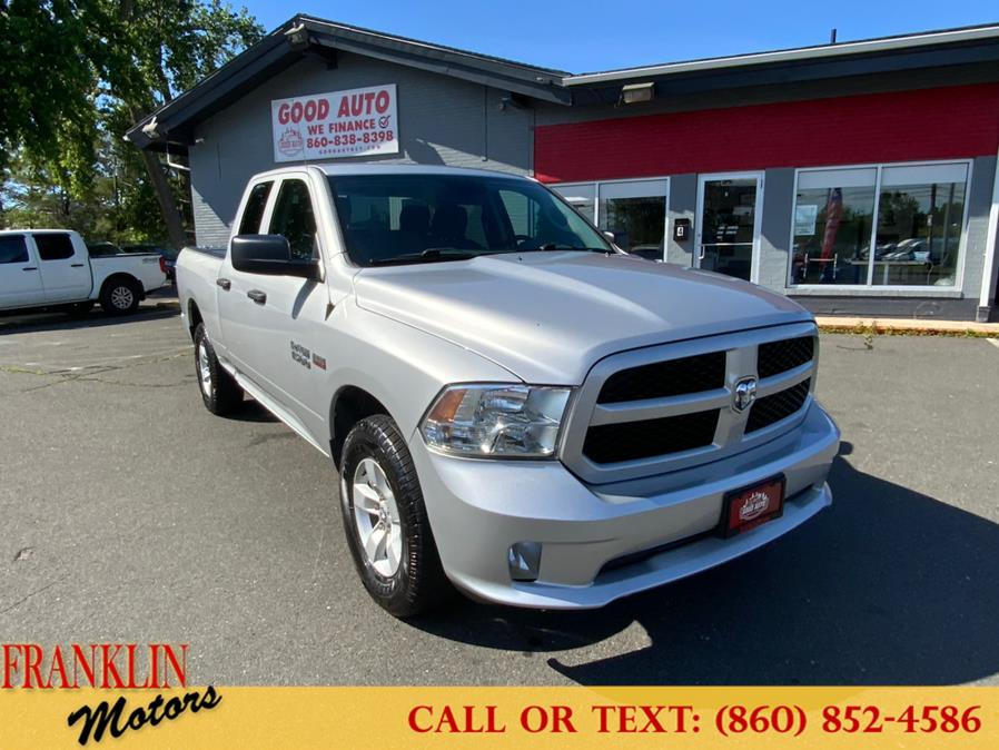 Used 2017 Ram 1500 in Hartford, Connecticut | Franklin Motors Auto Sales LLC. Hartford, Connecticut