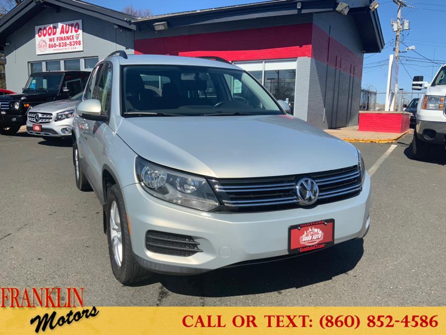 Used 2015 Volkswagen Tiguan in Hartford, Connecticut | Franklin Motors Auto Sales LLC. Hartford, Connecticut