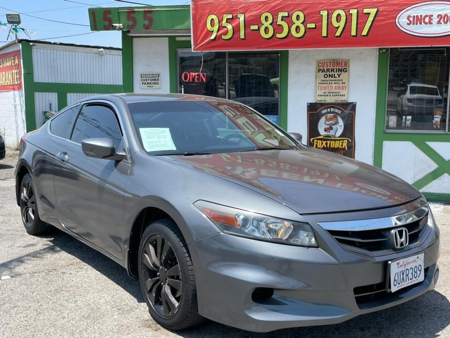 Used Honda Accord Cpe 2dr I4 Auto LX-S 2012 | Green Light Auto. Corona, California