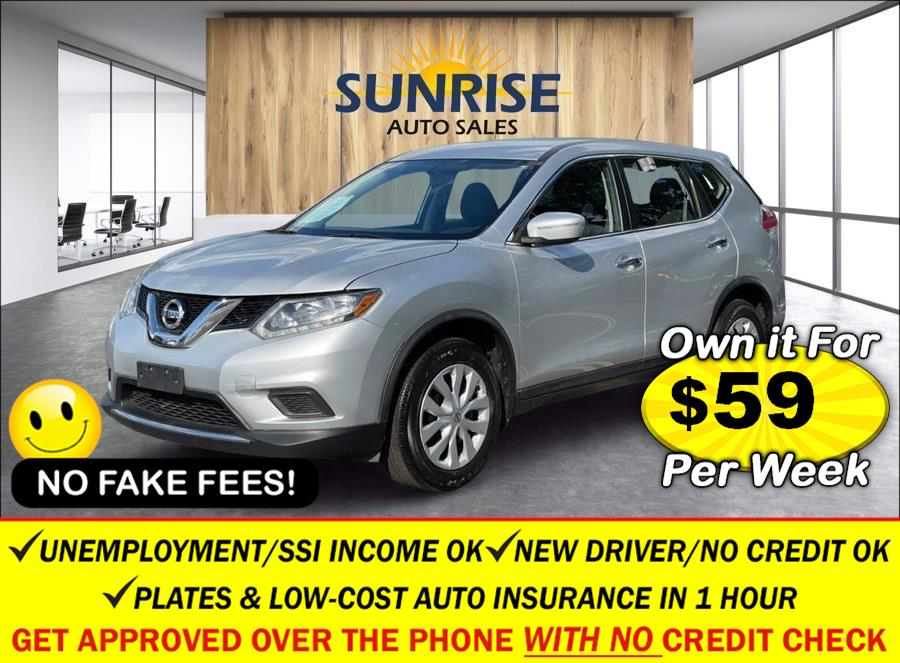 Used 2015 Nissan Rogue in Rosedale, New York | Sunrise Auto Sales. Rosedale, New York