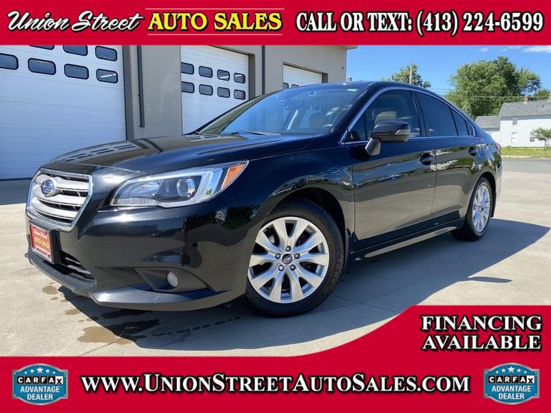 Used Subaru Legacy 2.5i Premium 2017 | Union Street Auto Sales. West Springfield, Massachusetts