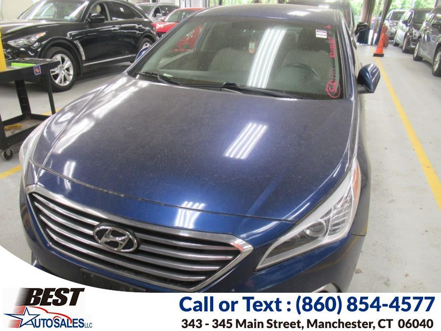 Used Hyundai Sonata 2.4L 2017 | Best Auto Sales LLC. Manchester, Connecticut