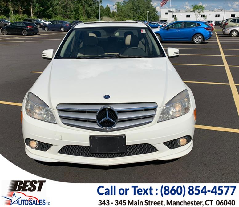 Used 2010 Mercedes-Benz C-Class in Manchester, Connecticut   Best Auto Sales LLC. Manchester, Connecticut