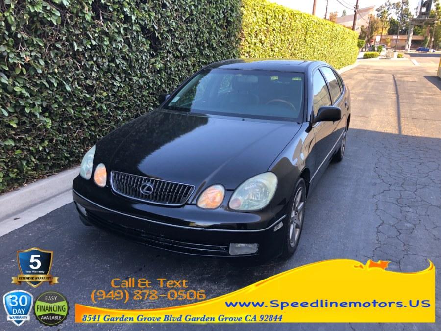 Used 2003 Lexus GS 430 in Garden Grove, California | Speedline Motors. Garden Grove, California