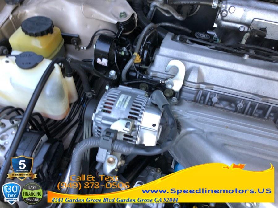 Used Toyota Camry 4dr Sdn LE Auto 2000 | Speedline Motors. Garden Grove, California