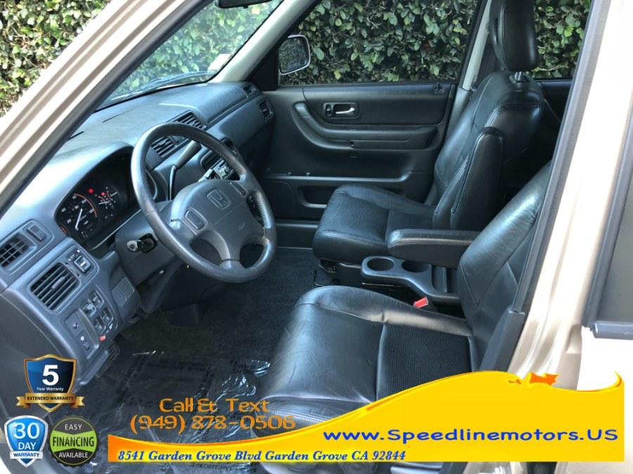 Used Honda CR-V 4WD SE Auto 2000 | Speedline Motors. Garden Grove, California