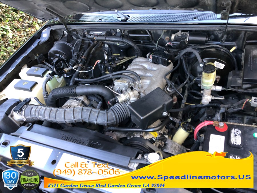 "Used Mazda B-Series 2WD Truck Reg Cab 112"" WB 3.0L Auto SE 2000 | Speedline Motors. Garden Grove, California"