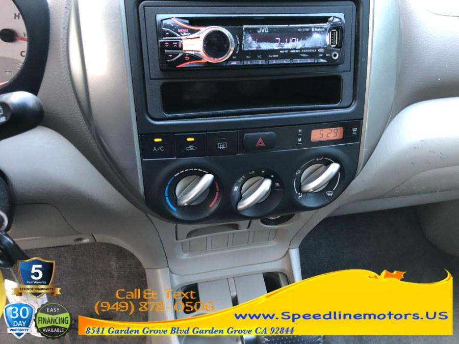 Used Toyota RAV4 4dr Auto 4WD 2004 | Speedline Motors. Garden Grove, California