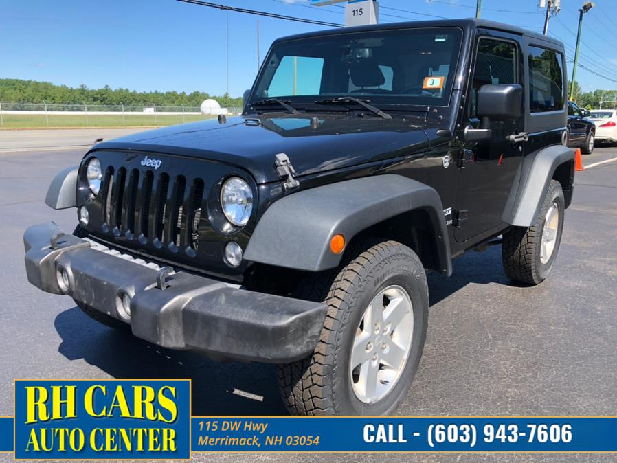 Used 2014 Jeep Wrangler in Merrimack, New Hampshire | RH Cars LLC. Merrimack, New Hampshire