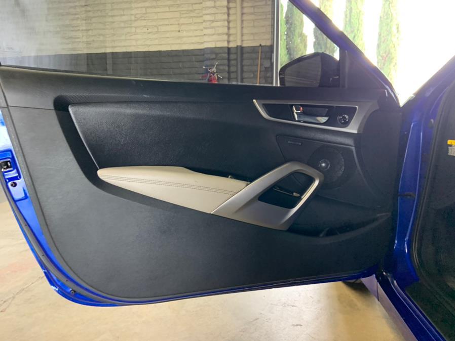 Used Hyundai Veloster 3dr Cpe Auto w/Black Int 2012 | U Save Auto Auction. Garden Grove, California