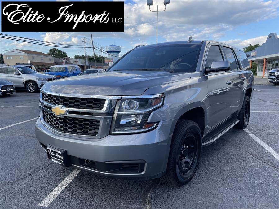Used Chevrolet Tahoe Police 2018   Elite Imports LLC. West Chester, Ohio