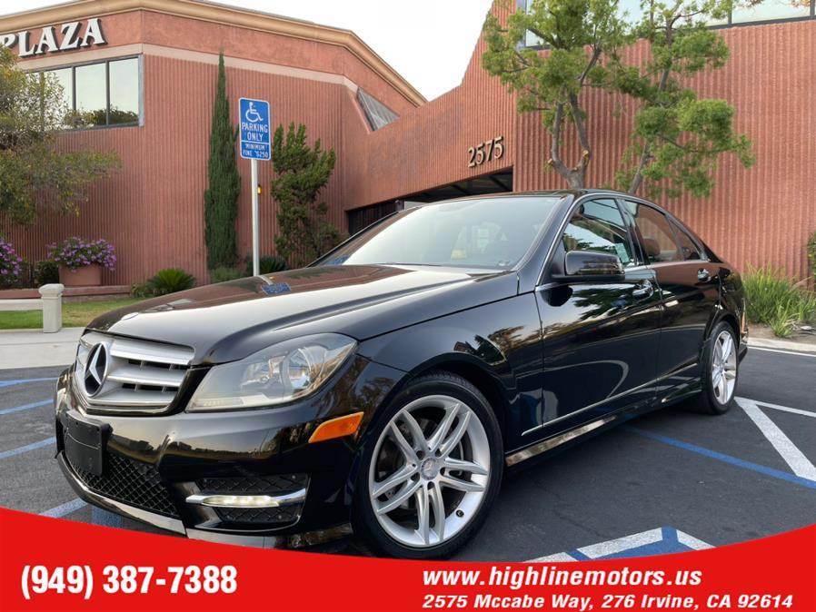 Used 2013 Mercedes-Benz C 250 AMG in Irvine, California | High Line Motors LLC. Irvine, California