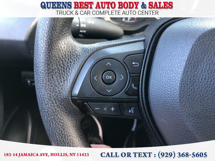 Used Toyota Corolla LE CVT (Natl) 2020   Queens Best Auto Body / Sales. Hollis, New York