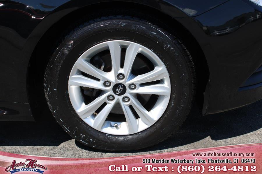 Used Hyundai Sonata 4dr Sdn 2.4L Auto GLS 2014 | Auto House of Luxury. Plantsville, Connecticut