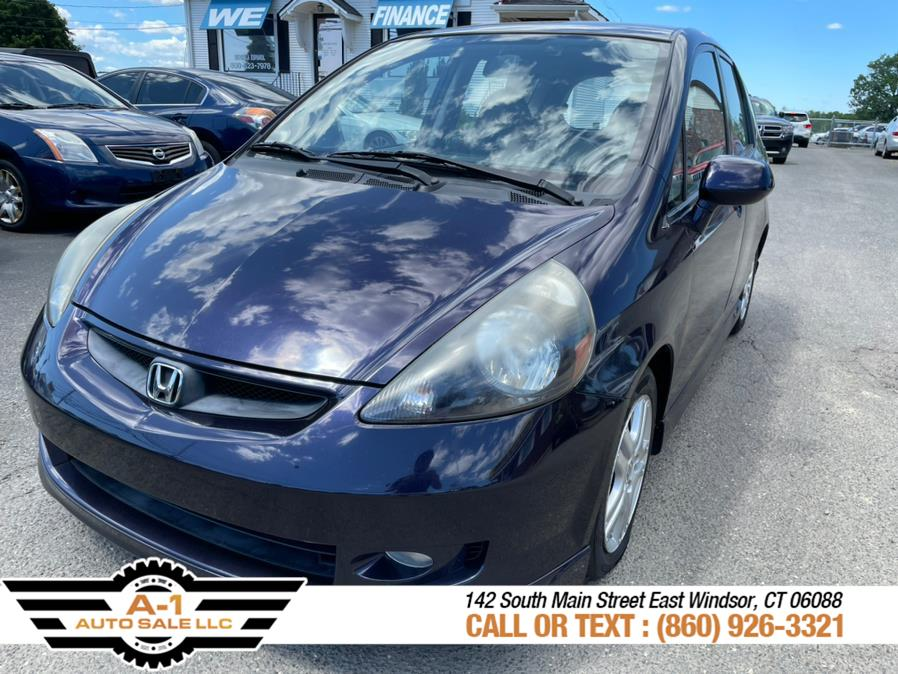 Used 2008 Honda Fit in East Windsor, Connecticut | A1 Auto Sale LLC. East Windsor, Connecticut