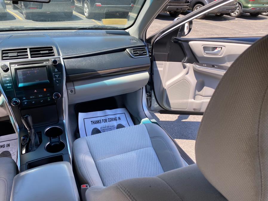 Used Toyota Camry 4dr Sdn I4 Auto LE (Natl) 2016 | Wonderland Auto. Revere, Massachusetts