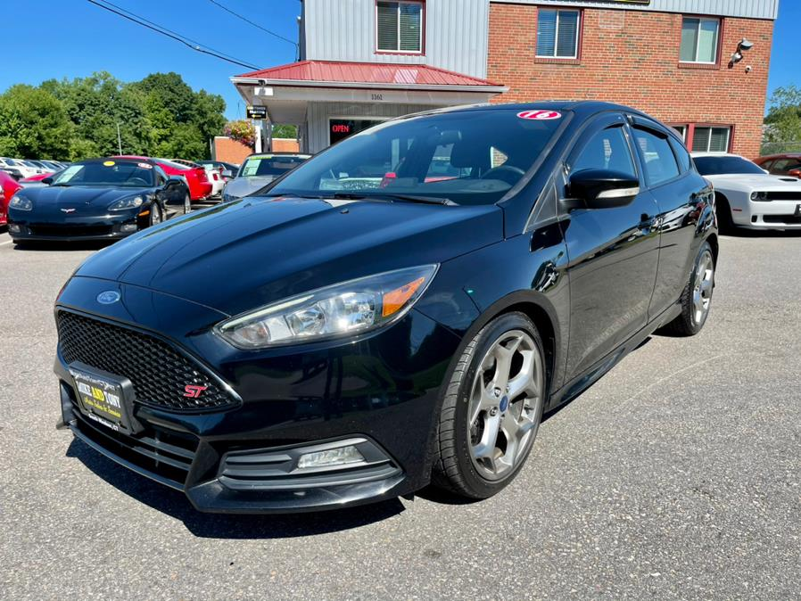 Used Ford Focus 5dr HB ST 2016 | Mike And Tony Auto Sales, Inc. South Windsor, Connecticut
