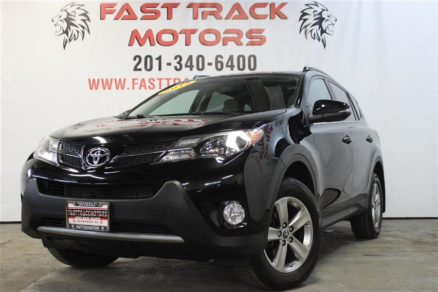 Used Toyota Rav4 XLE 2015   Fast Track Motors. Paterson, New Jersey