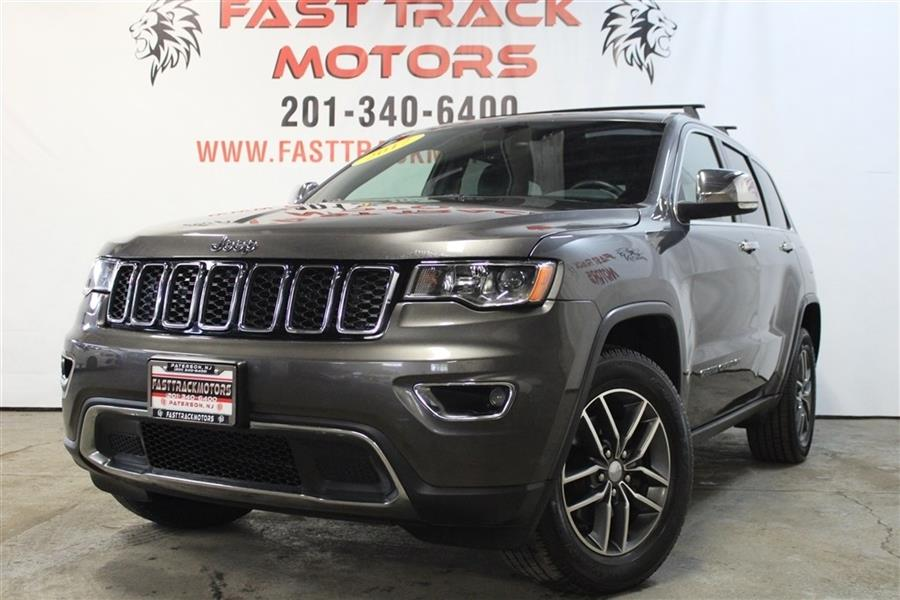 Used Jeep Grand Cherokee LIMITED 2017 | Fast Track Motors. Paterson, New Jersey