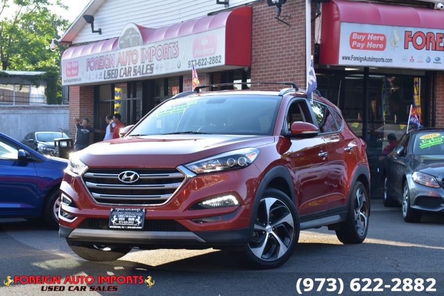 Used 2017 Hyundai Tucson in Irvington, New Jersey   Foreign Auto Imports. Irvington, New Jersey