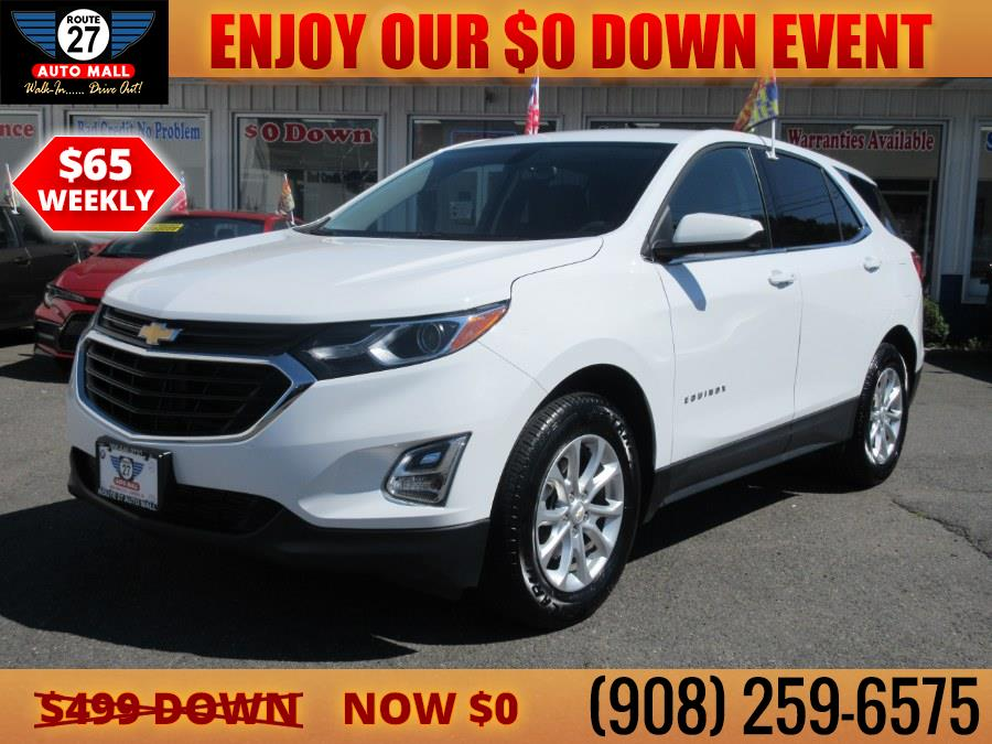 Used 2019 Chevrolet Equinox in Linden, New Jersey | Route 27 Auto Mall. Linden, New Jersey