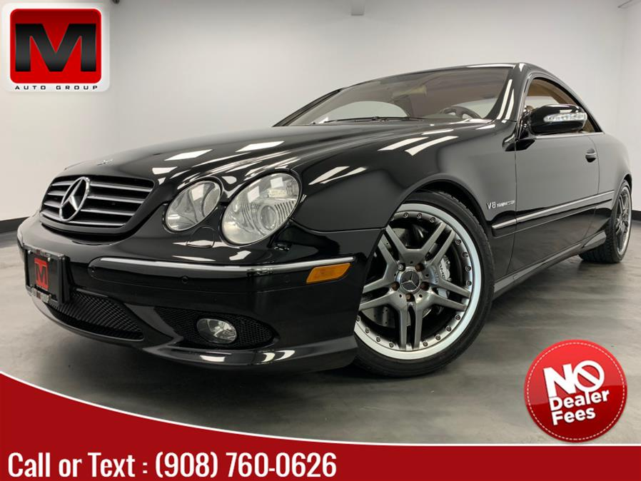 Used Mercedes-Benz CL-Class 2dr Cpe 5.5L AMG 2004   M Auto Group. Elizabeth, New Jersey