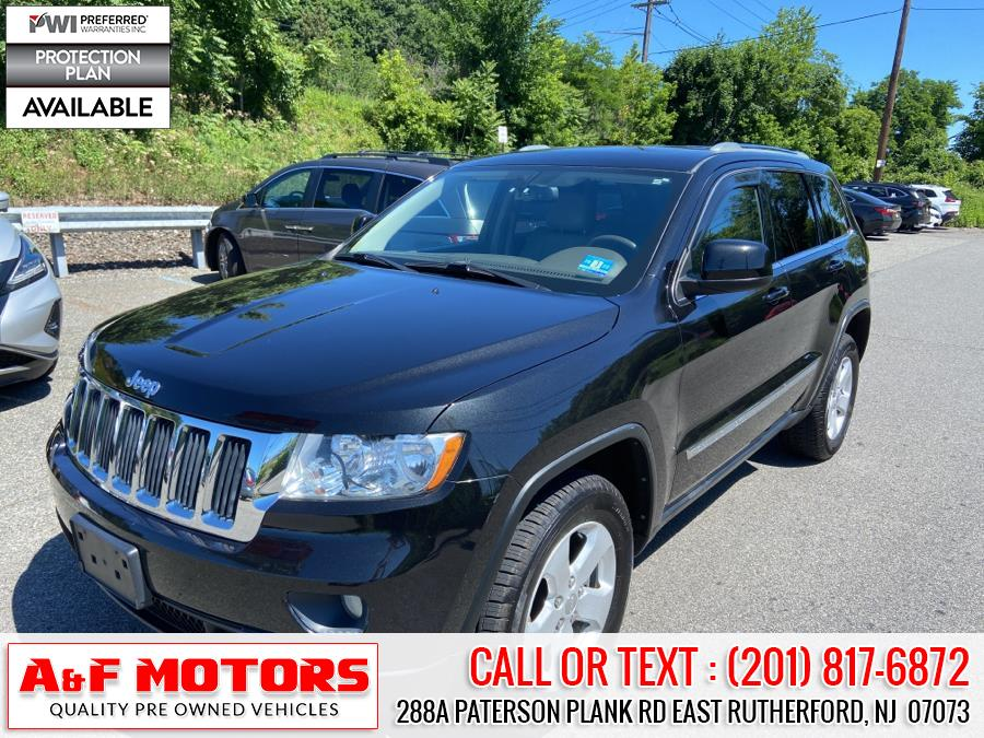 Used 2012 Jeep Grand Cherokee in East Rutherford, New Jersey | A&F Motors LLC. East Rutherford, New Jersey