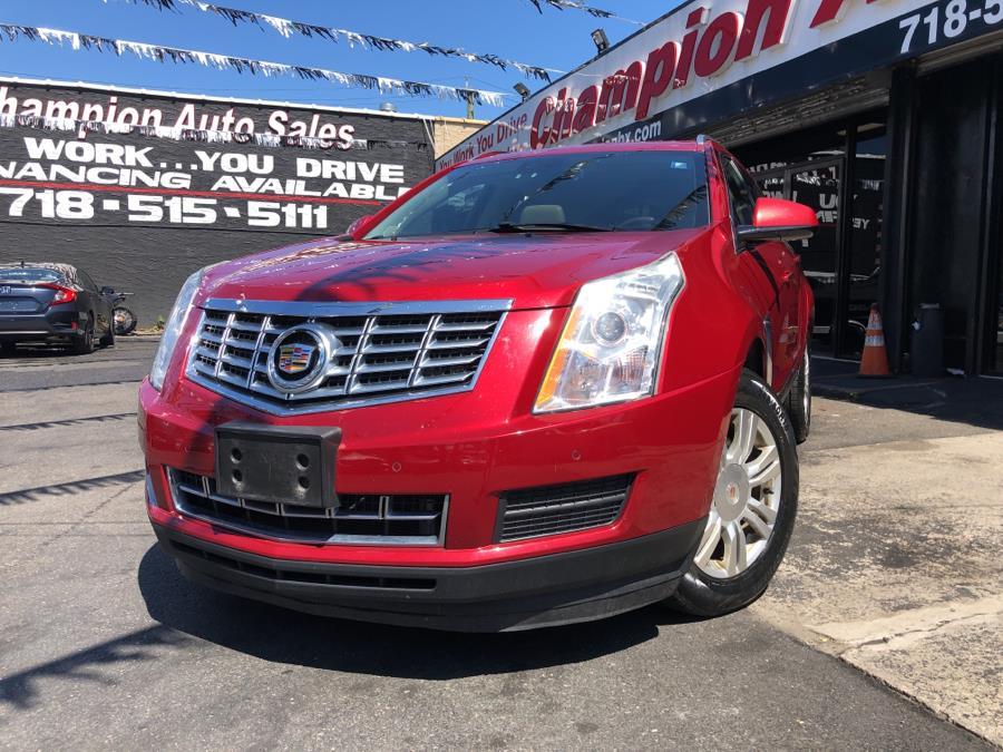 Used 2015 Cadillac SRX in Bronx, New York   Champion Auto Sales Of The Bronx. Bronx, New York