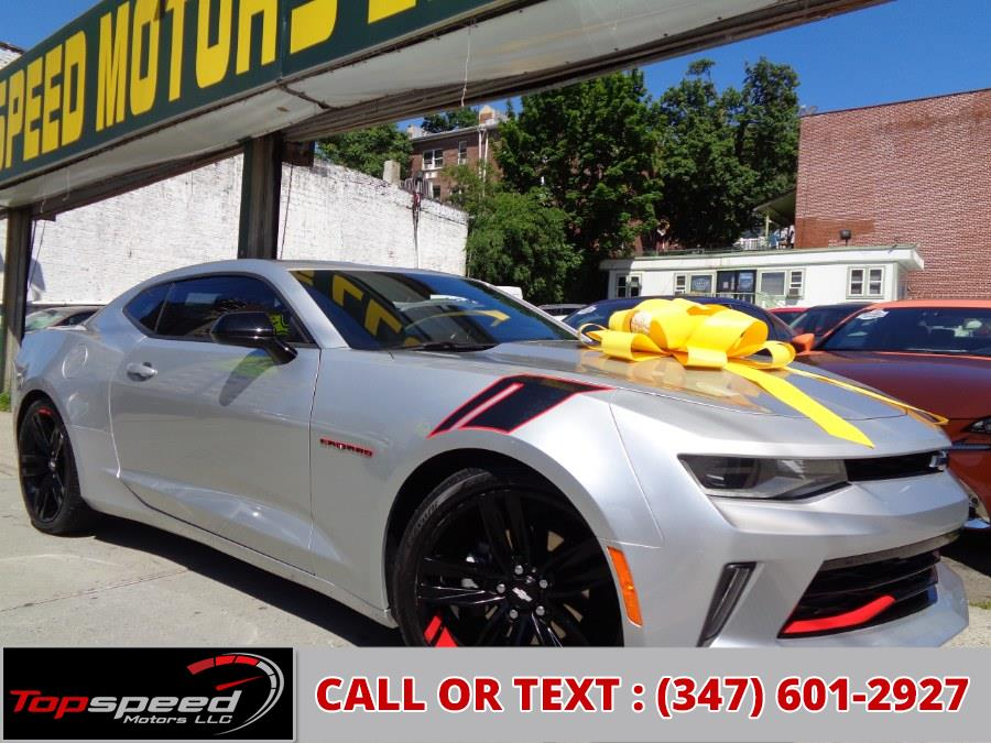 Used Chevrolet Camaro Coupe RS Package 2018   Top Speed Motors LLC. Jamaica, New York