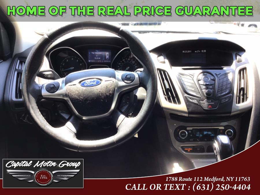 Used Ford Focus 4dr Sdn SEL 2012 | Capital Motor Group Inc. Medford, New York