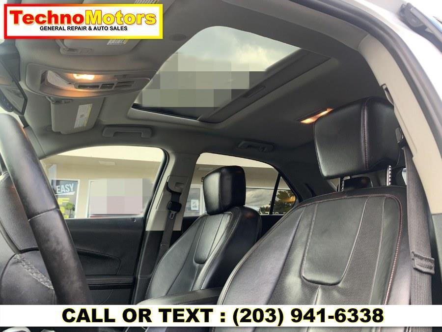 Used Chevrolet Equinox AWD 4dr LT w/2LT 2013 | Techno Motors . Danbury , Connecticut