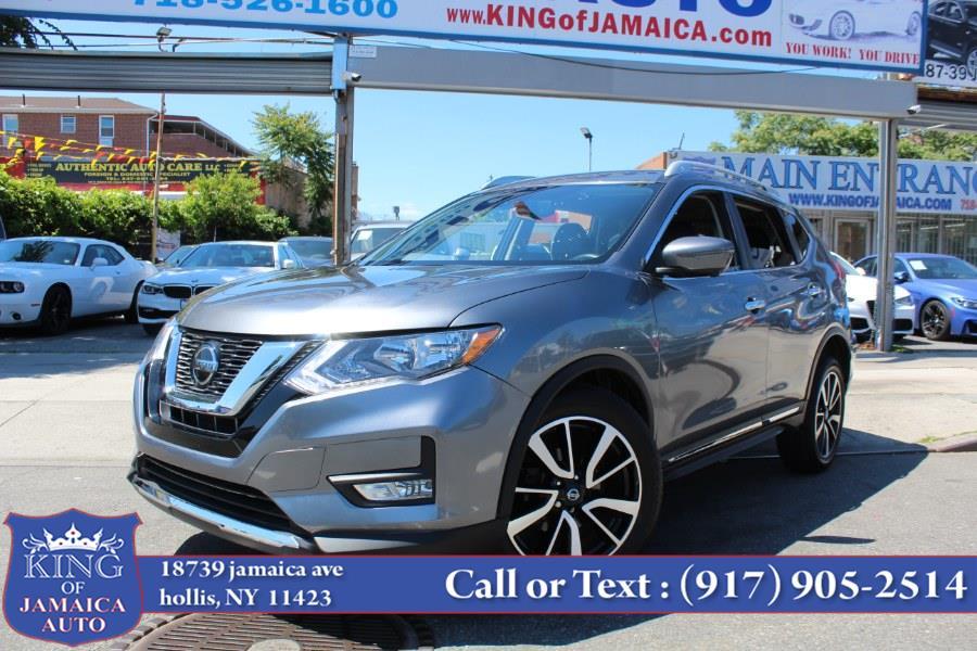 Used Nissan Rogue AWD SL 2020 | King of Jamaica Auto Inc. Hollis, New York