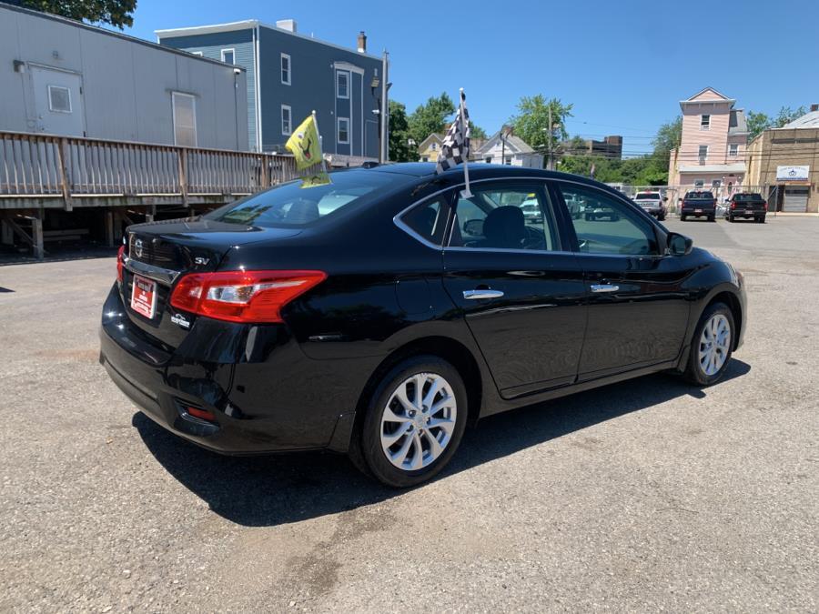 Used Nissan Sentra SV CVT 2018   Auto Haus of Irvington Corp. Irvington , New Jersey